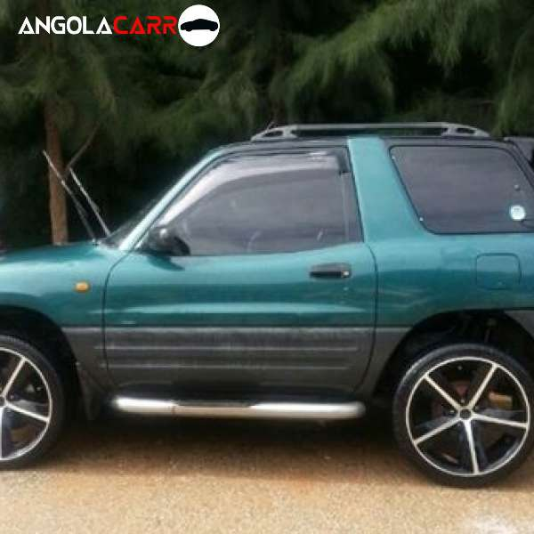 Toyota Rav4 Se >> Angocarro - Toyota RAV4